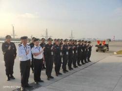 做好常态训练,为洪湾中心渔港保驾护航