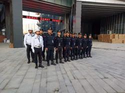 顺利入驻市民中心——专业守护、文明执勤、热情服务